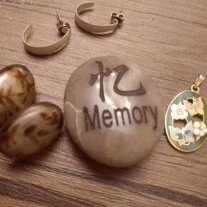 Chinese heritage jewelry lot